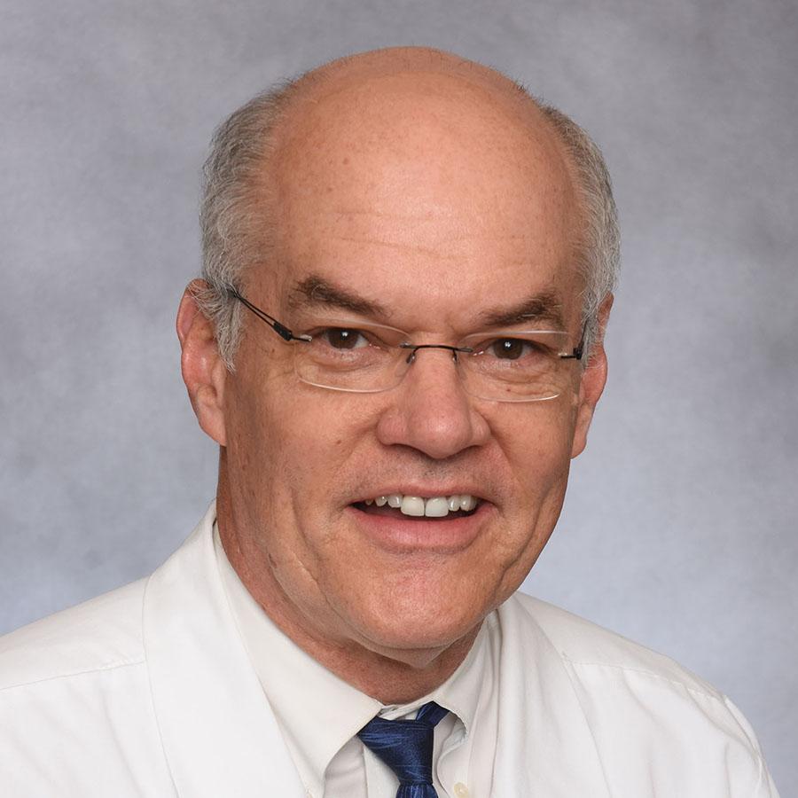 Edward Overholt MD