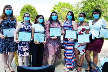 CCMH Graduates Med Tech Students