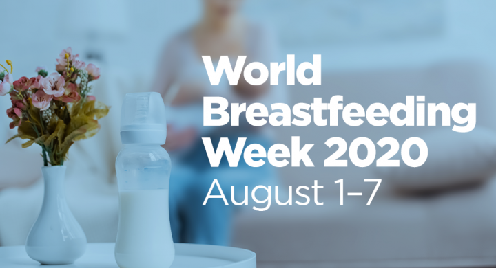 CCMH Celebrates World Breast Feeding Week August 1–7, 2020
