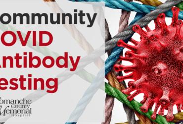 Community COVID Antibody Testing