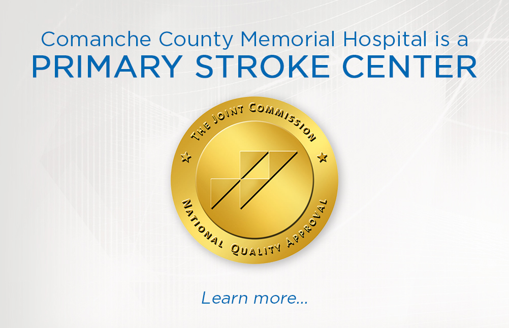 CCMH is a Primary Stroke Center