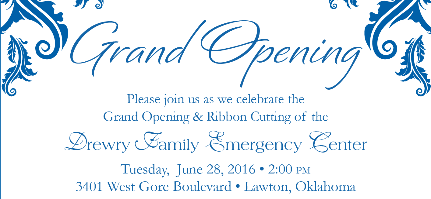Grand Opening - June 28th, 2 PM