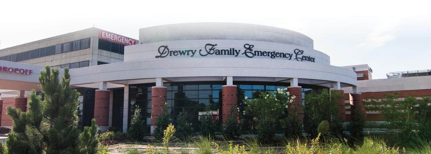Drewry Family Emergency Center