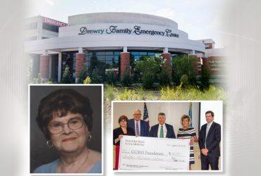 Comanche County Memorial Hospital Foundation announces major donation to new regional emergency center