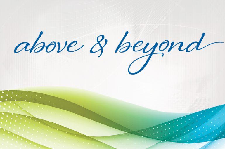 Above & Beyond – Patient Comments