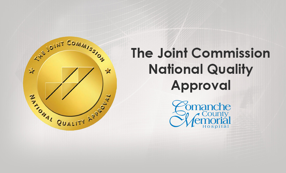 CCMH Joint Commission Award