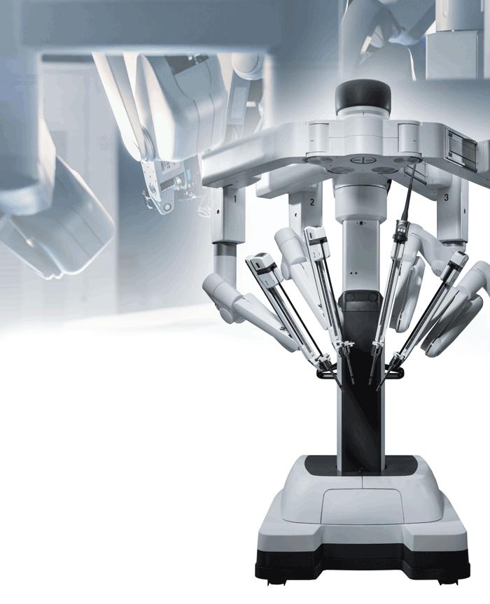 Da Vinci Xi Surgical System Robot