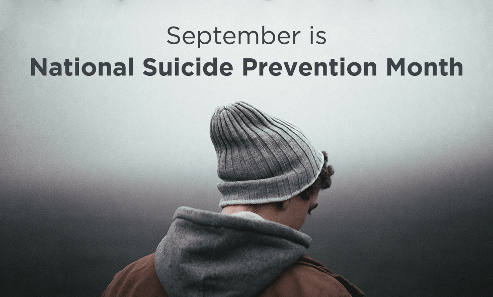 National Suicide Prevention Month Image