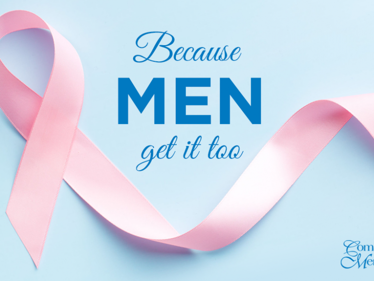 In the Shadows of Pink: Male Breast Cancer