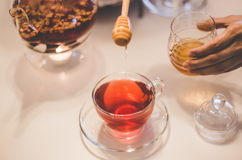 Honey: Better Than Cough Syrup?