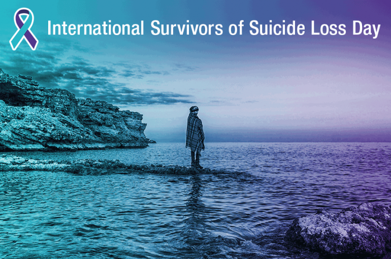 Seven Ways to Support a Survivor of Suicide Loss