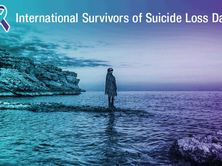 Seven Ways to Support a Survivor of Suicide Loss