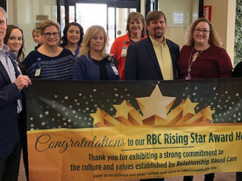 Kimberly Brunty Receives Rising Star Award