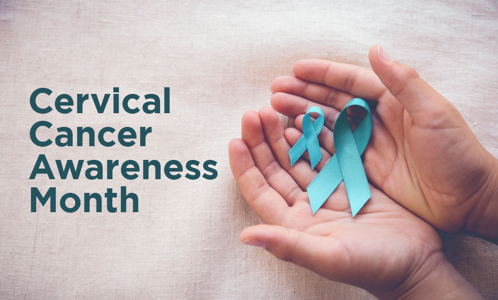 Cervical Cancer Awareness Month Image