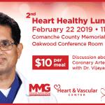 2nd Heart Healthy Luncheon