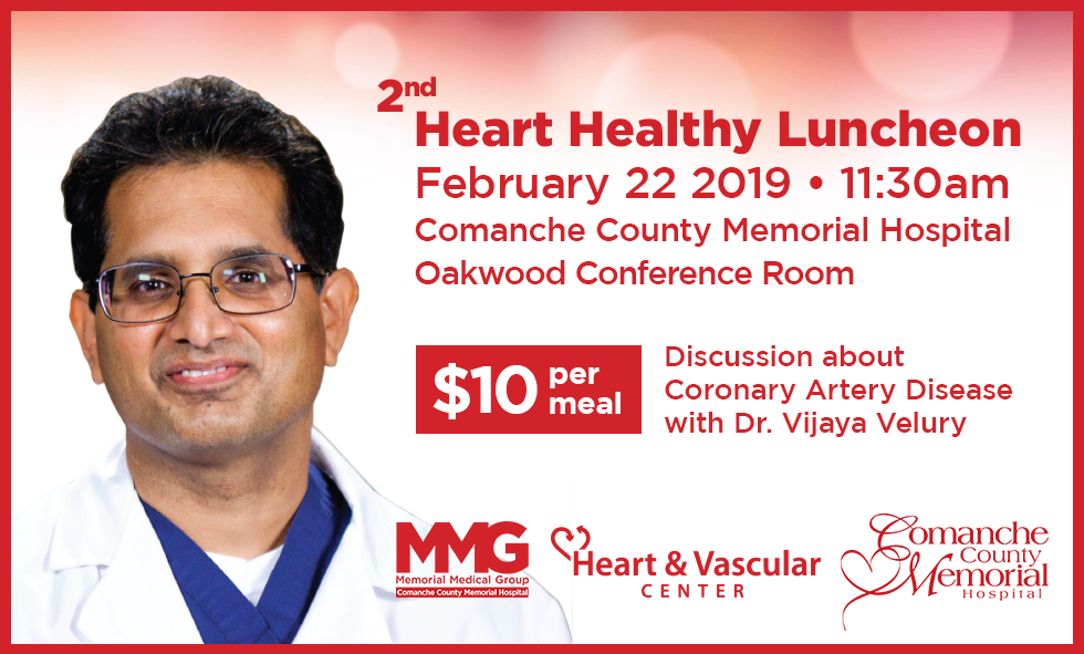 2nd Heart Healthy Luncheon