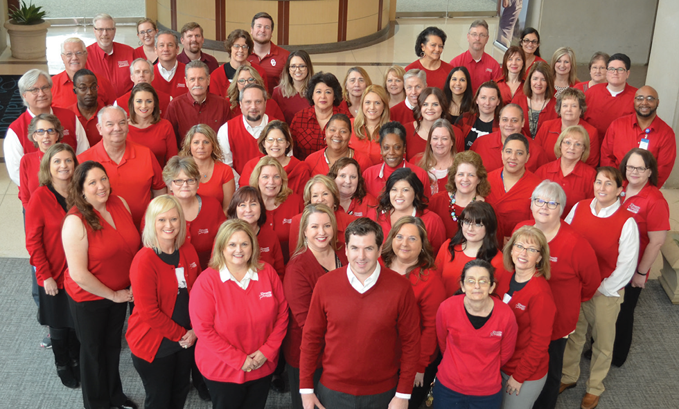 CCMH Wear Red Day 2019