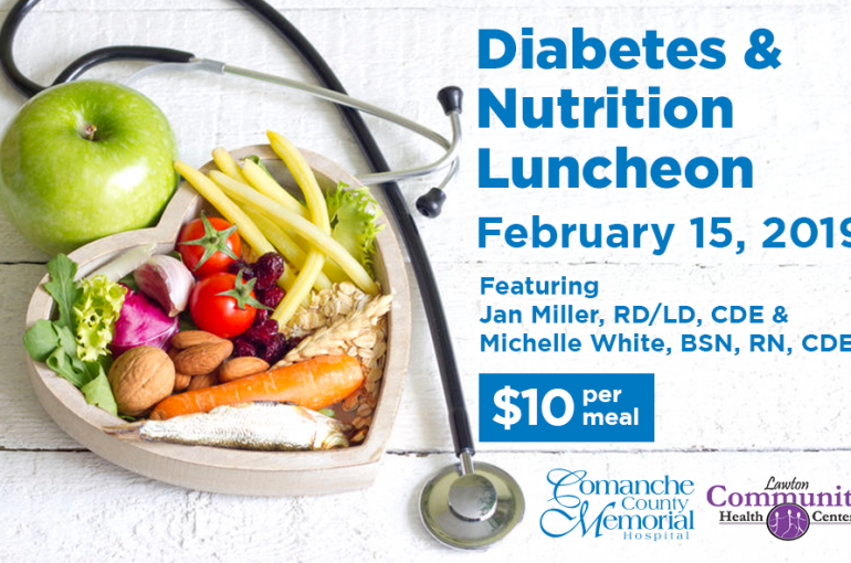 Diabetes and Nutrition Luncheon