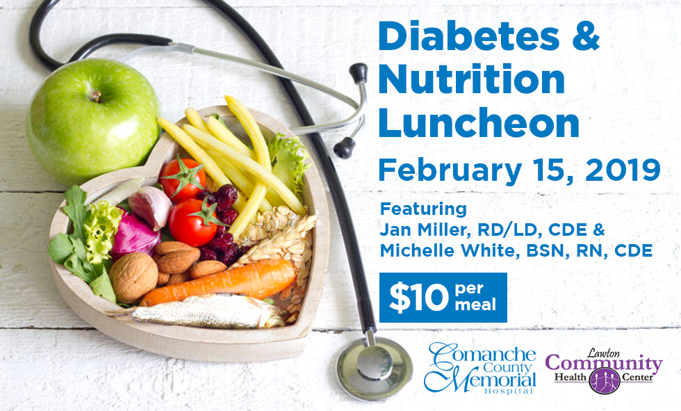 Diabetes & Nutrition Luncheon