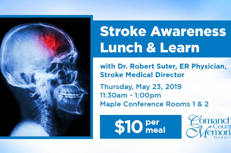 Stroke Awareness Luncheon