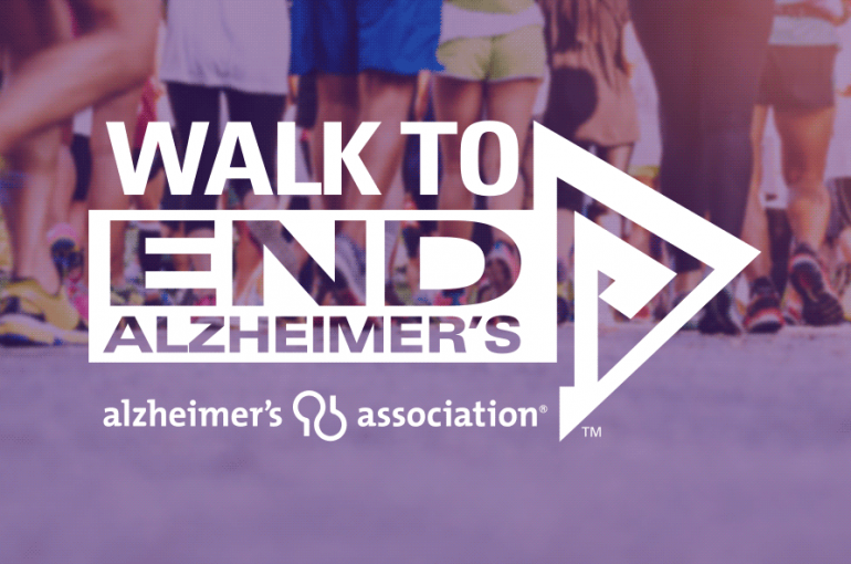 More than $5000 raised by McMahon Tomlinson Nursing and Rehabilitation for 2019 Walk to End Alzheimer's