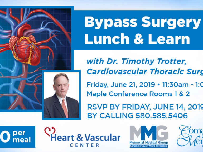 Bypass Surgery Luncheon