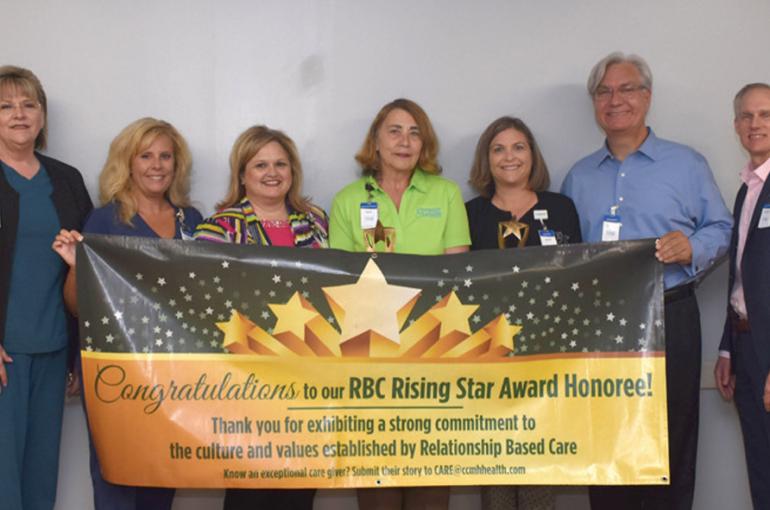 Rising Star Award Honorees