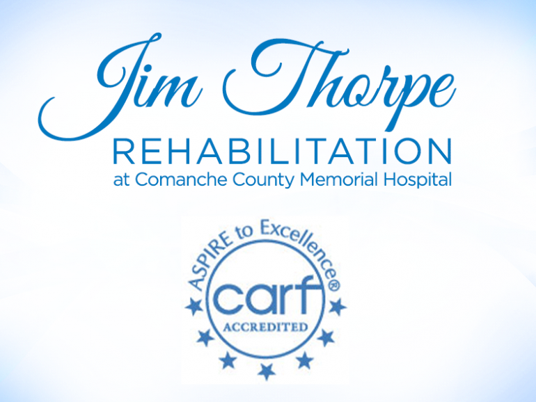 Congratulations Jim Thorpe Rehabilitation!