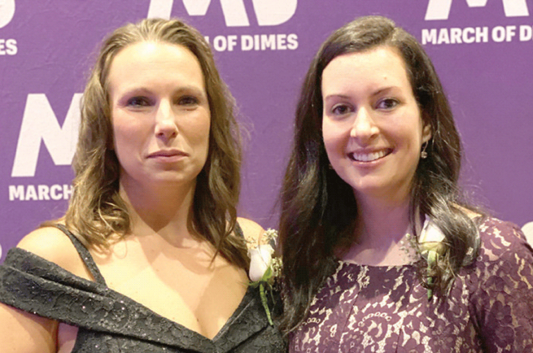 """2019 March of Dimes """"Nurse of the Year"""" Winner and Finalist"""