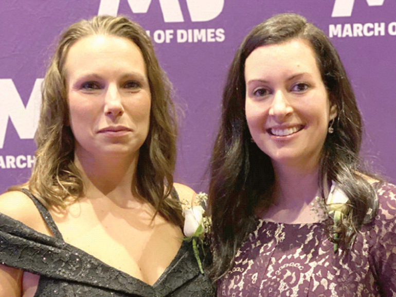 "2019 March of Dimes ""Nurse of the Year"" Winner and Finalist"