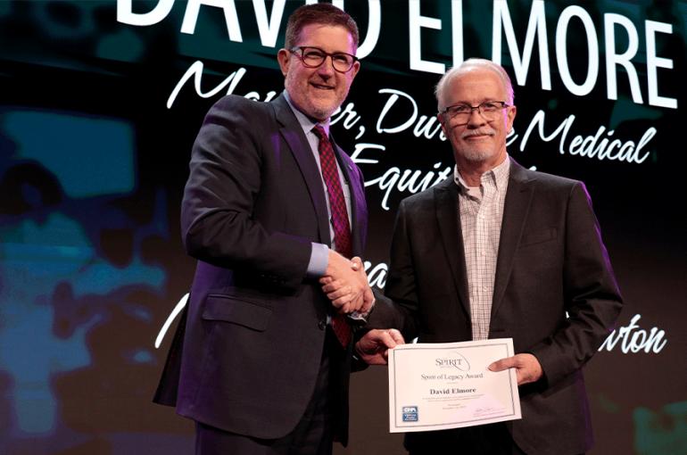 CCMH Receives Awards at Oklahoma Hospital Association (OHA) 2019 Convention