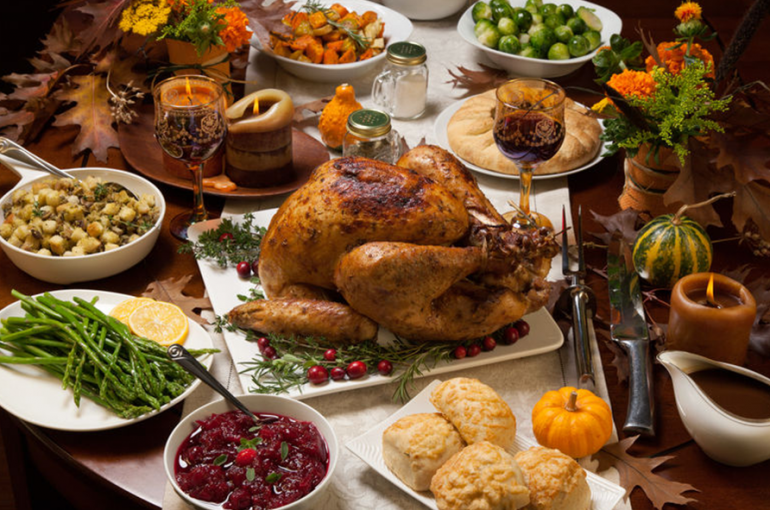 Thanksgiving Food Safety by Meagan Garibay, RN-BSN, CIC, Infection Preventionist Comanche County Memorial Hospital