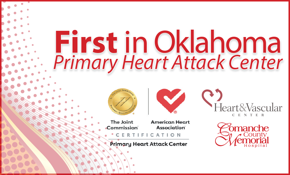 First in Oklahoma Primary Heart Attack Center