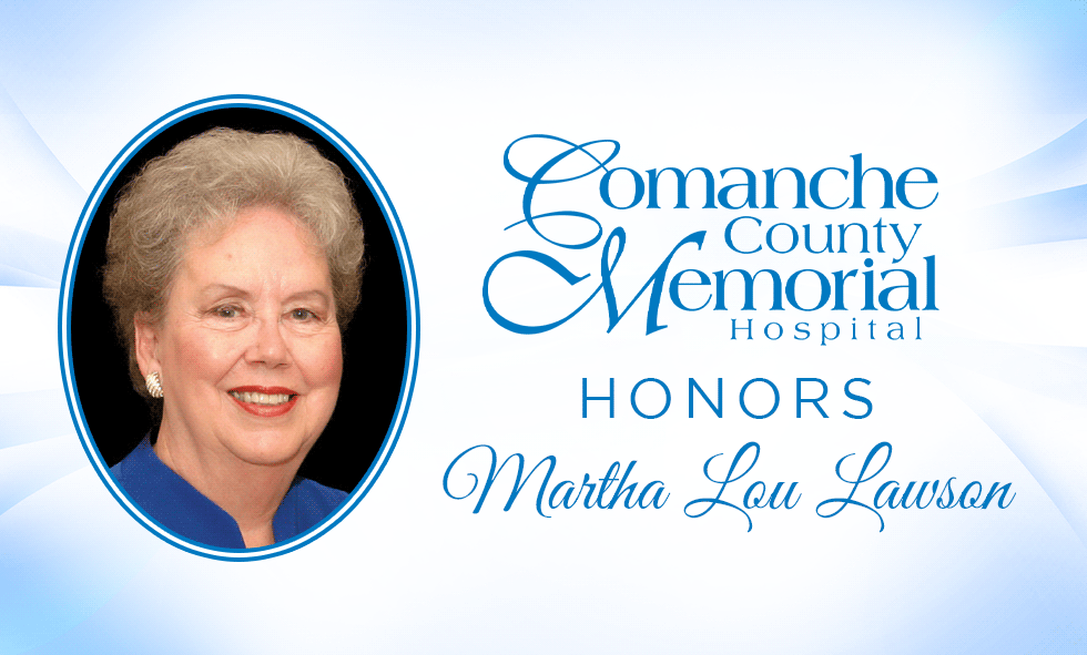 CCMH Honors Martha Lou Lawson
