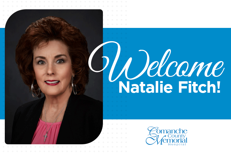 Welcome Natalie Fitch!