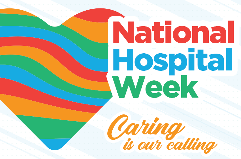 It's Hospital Week! + Thanks to our 35 Year Team Members
