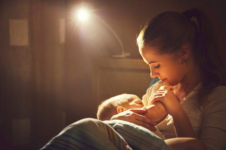 National Breastfeeding Week 2021
