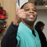 CCMH Annual Holiday Meal Attendee
