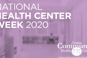 LCHC Celebrating National Health  Center Week, August 9-15