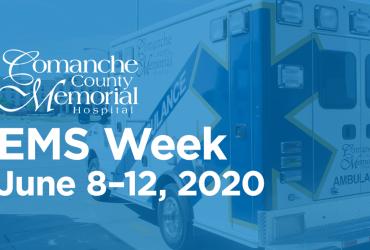 CCMH Celebrates Emergency Medical Services Week