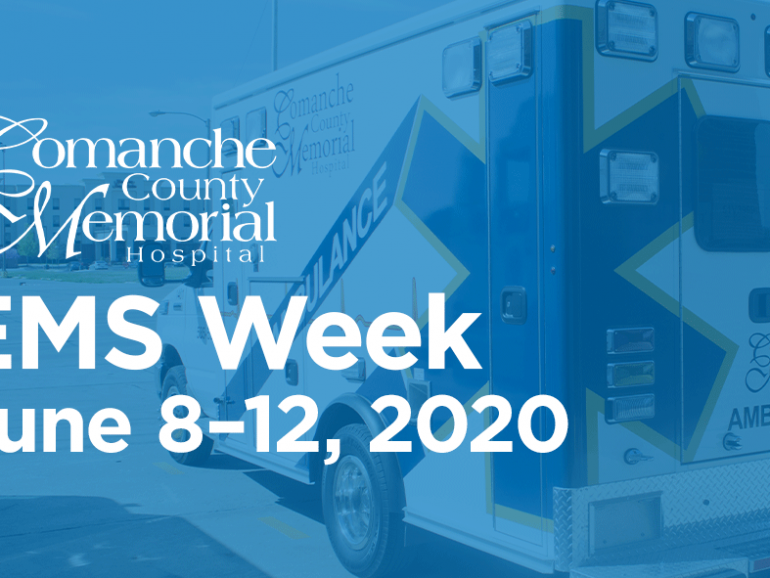 CCMH Celebrates Emergency Medical Services Week