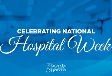 Celebrating National Hospital Week