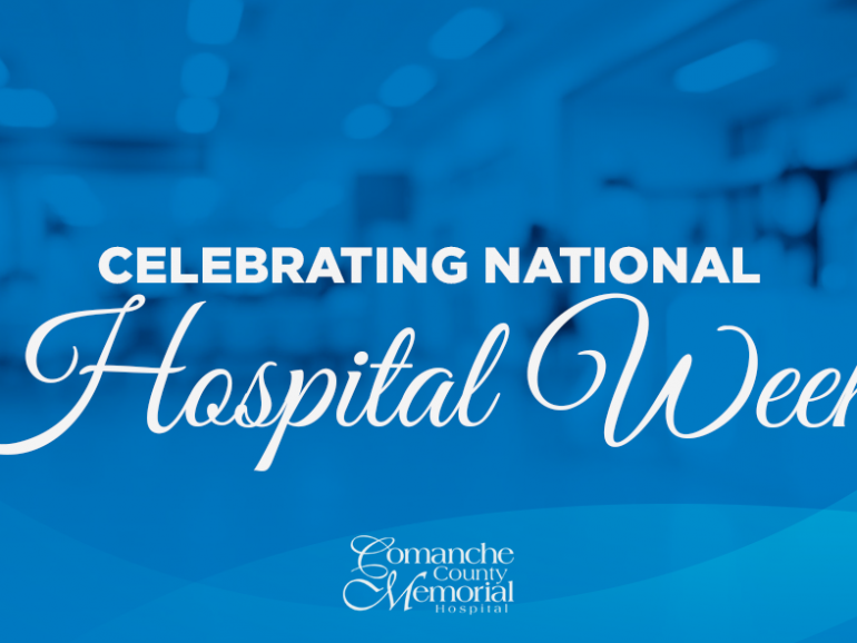 Celebrating National Hospital Week